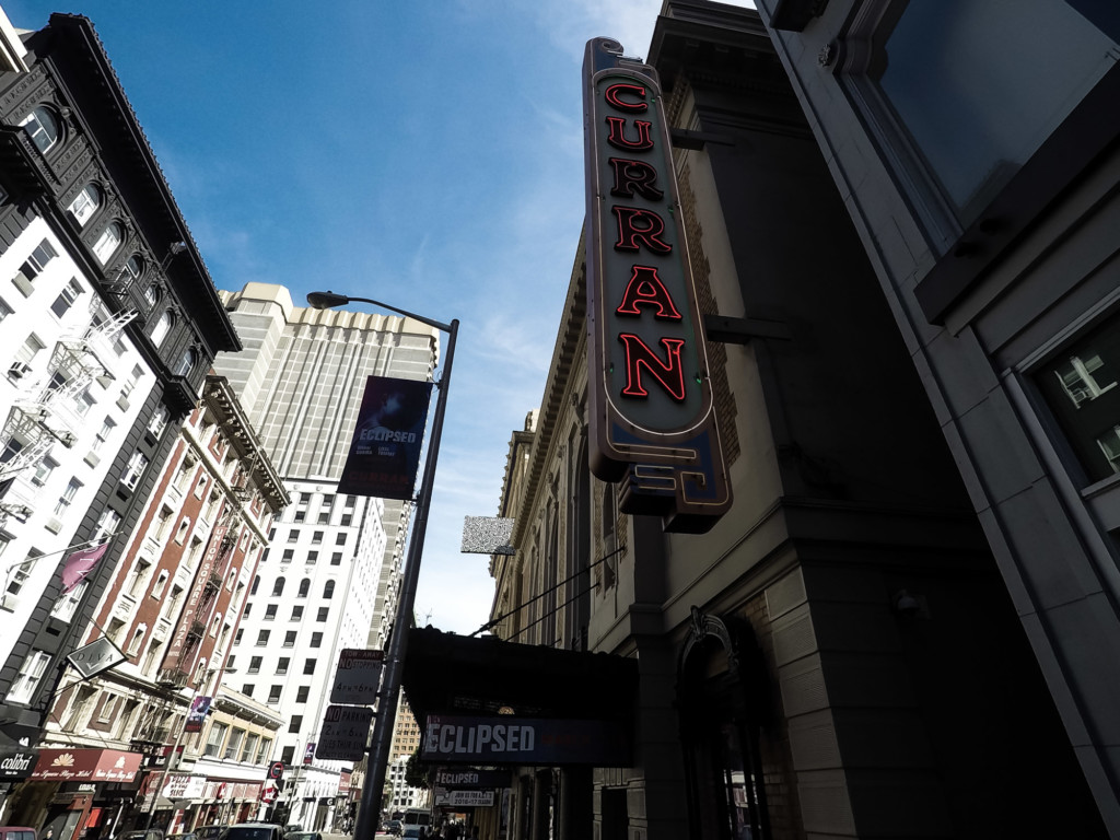 San Francisco's Curran Theater is haunted.