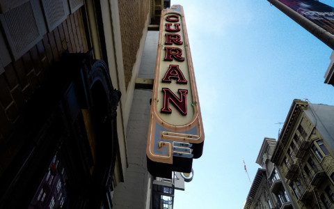 Ghost of the Curran Theater: Haunted San Francisco