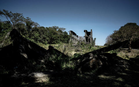 Mile-long Barracks: Ghosts of Corregidor Island