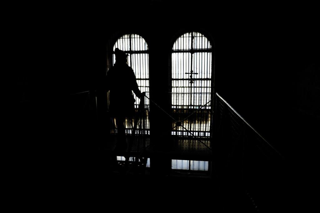 Old Melbourne Gaol.
