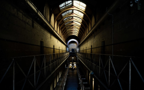 Ghosts of the Old Melbourne Gaol: Haunted Australia