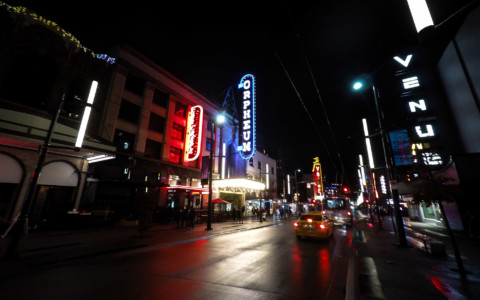Vancouver's Haunted Theaters: Ghosts of the Vogue and Orpheum