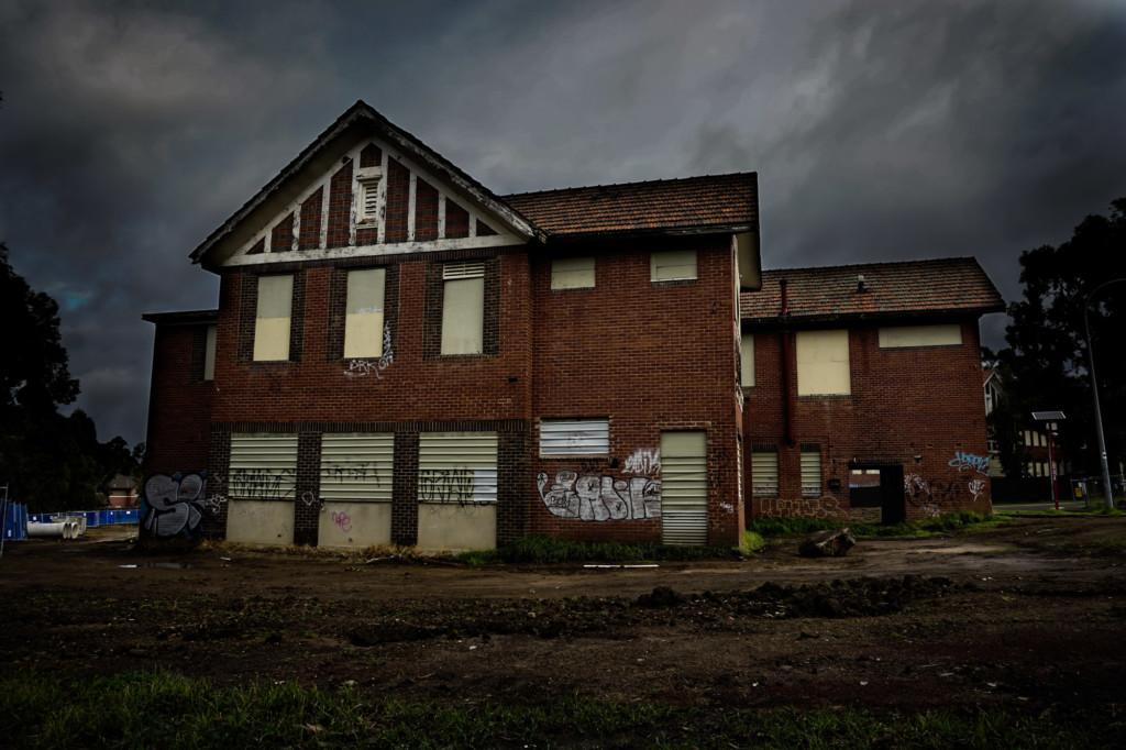 Ghost stories of Larundel Mental Asylum.
