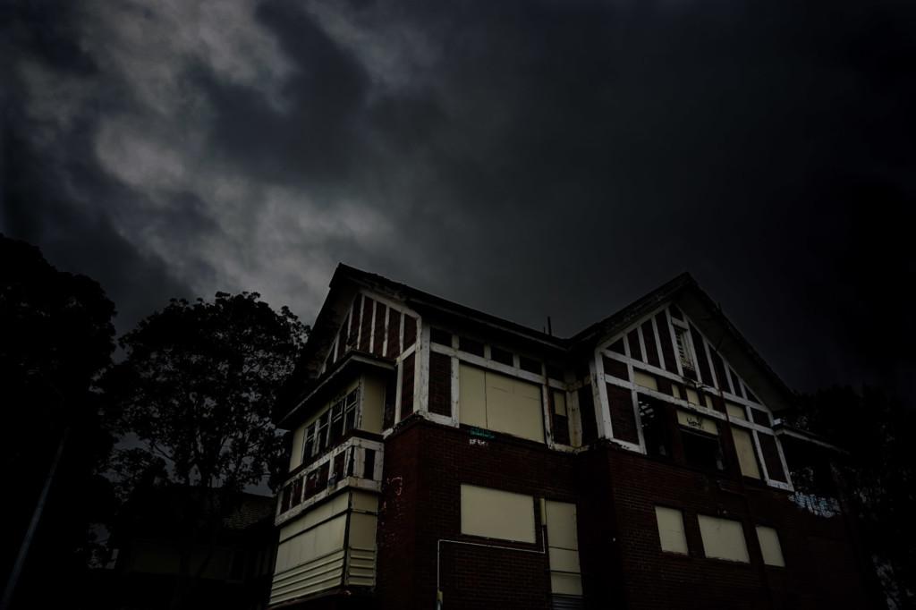 Haunted Larundel Mental Asylum.