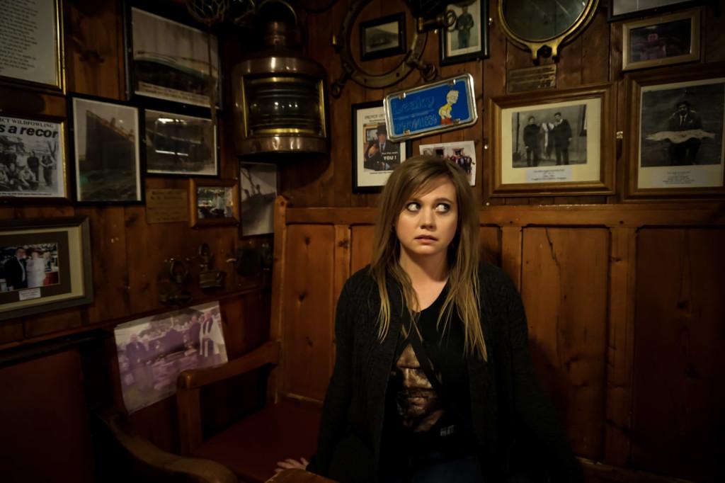 Haunted inn of Wales.