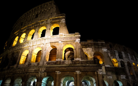 Ghosts of the Colosseum: Most Haunted Place in Rome