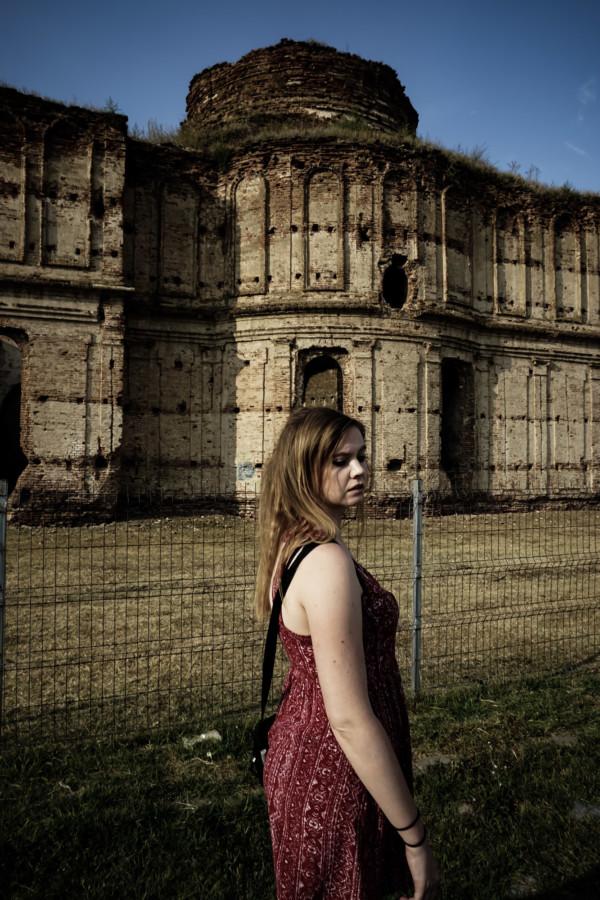 Haunted Chiajna Monastery cursed Romania,