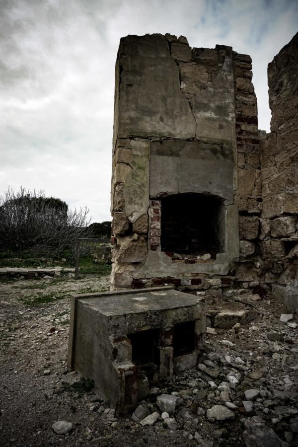 Stenhouse Bay ruins.