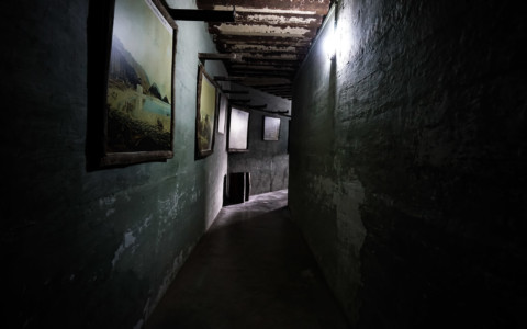 Most Haunted Museum in Asia: Penang War Museum