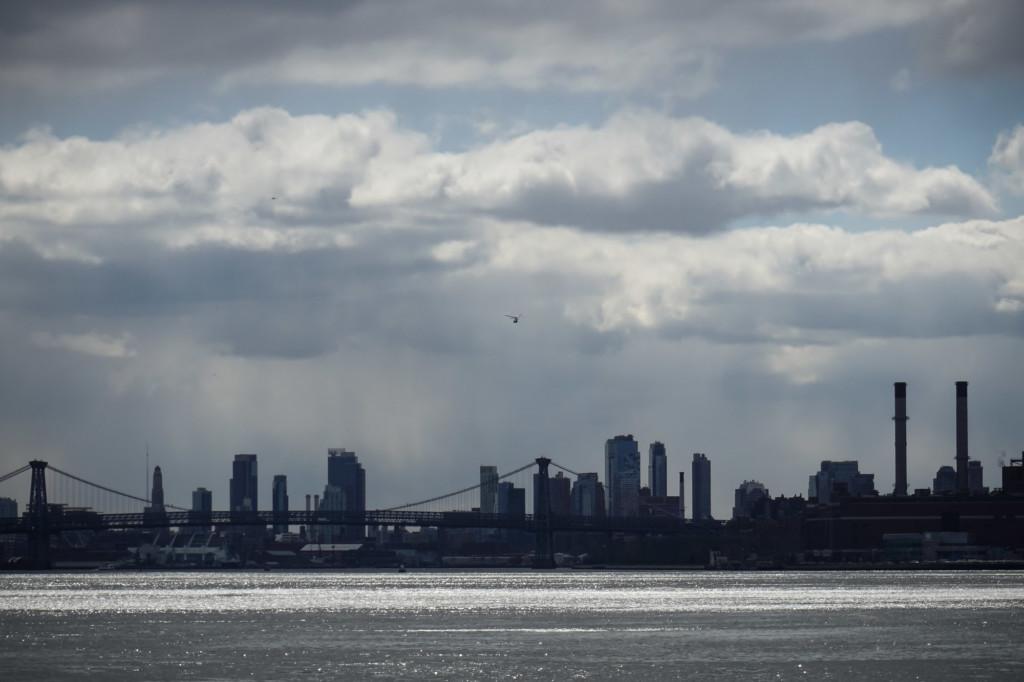 Roosevelt Island views.
