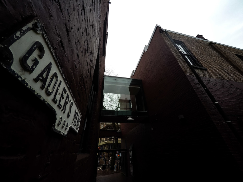 Gaoler's Mews is one of Vancouver's most haunted places.