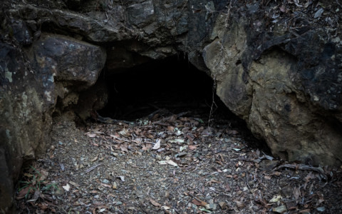 Ghost Hole Mine: Haunted Mount Coot-Tha, Queensland