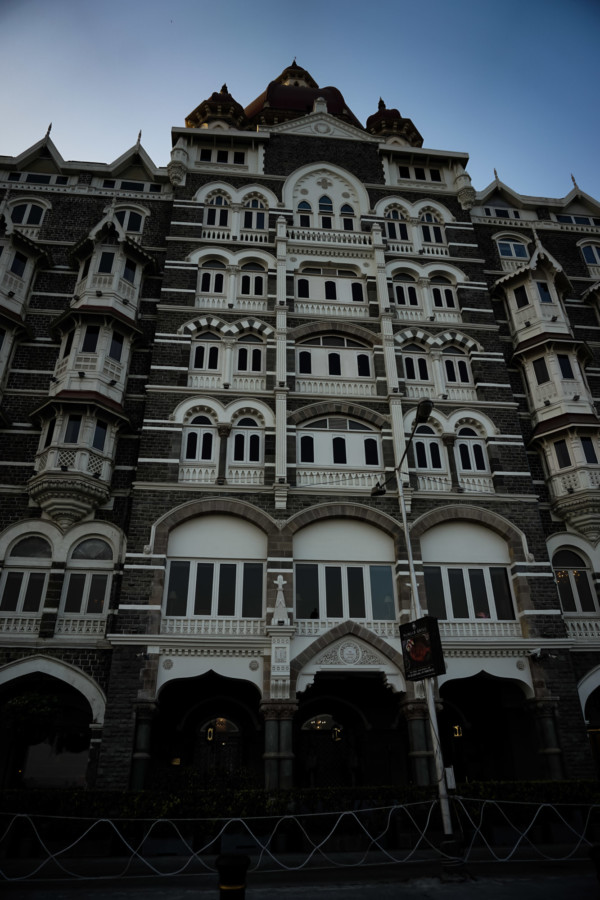 Haunted hotel in Mumbai.