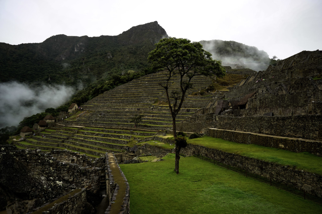 Haunted place in Peru, Machu Picchu.