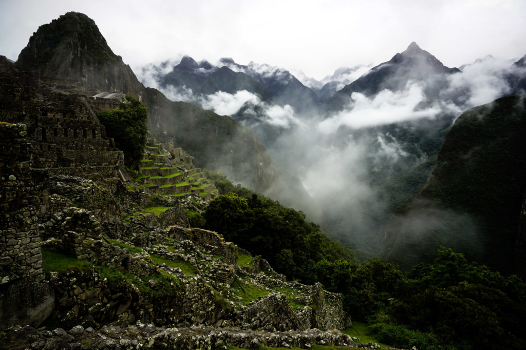 Haunted Machu Picchu.