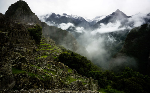 Ghosts of Machu Picchu: Ancient Haunted Ruins