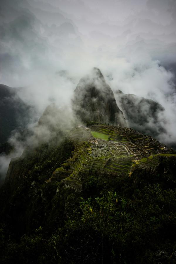 Ghosts of Machu Picchu.