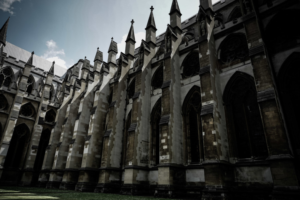 Westminster Abbey is one of the most haunted buildings in London.