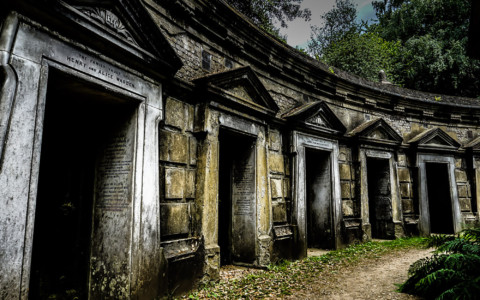 7 Most Haunted Places in London!