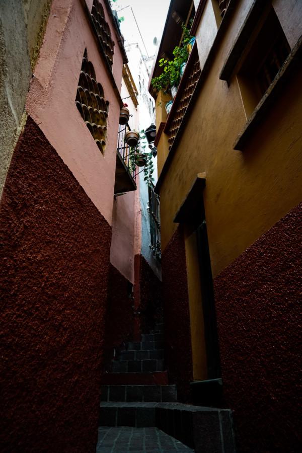Guanajuato's tragic love story.