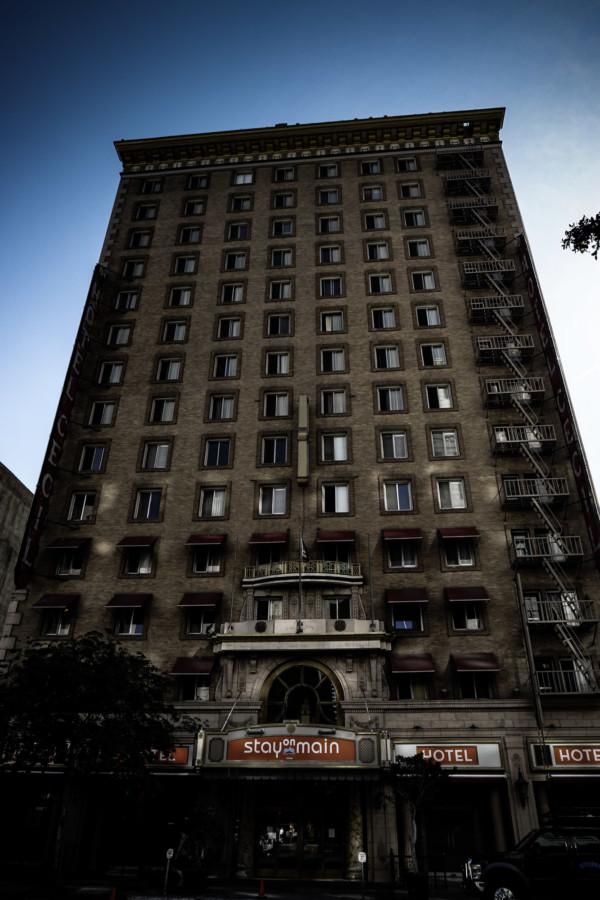 Cecil Hotel history.