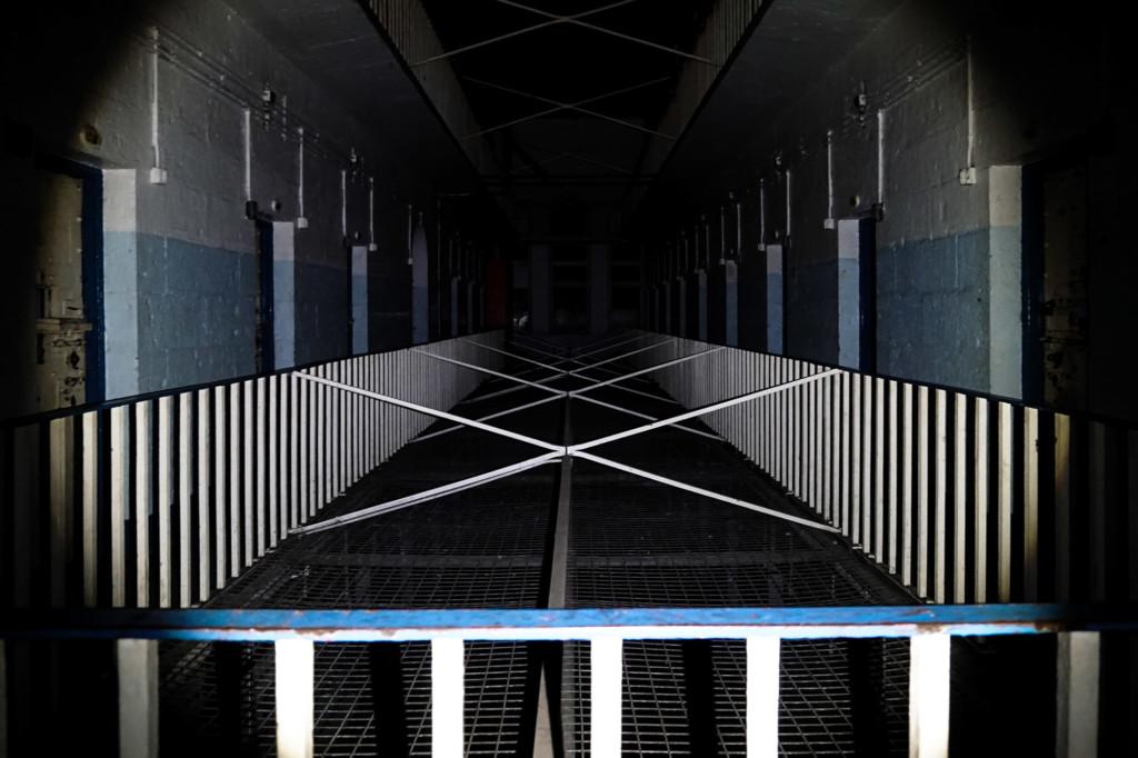 Haunted prison in Australia, Old Geelong Gaol.