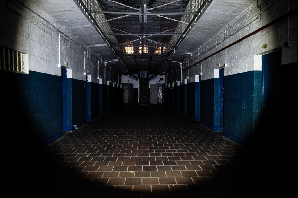 haunted prison in Australia.