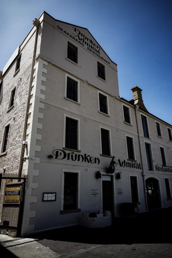 The former jam factory now Drunken Admiral