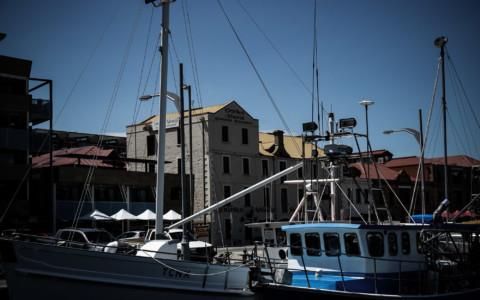 The Haunted Drunken Admiral: Ghosts of Hobart, Tasmania