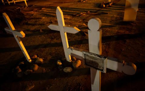 Haunted Cemetery in San Diego: El Campo Santo
