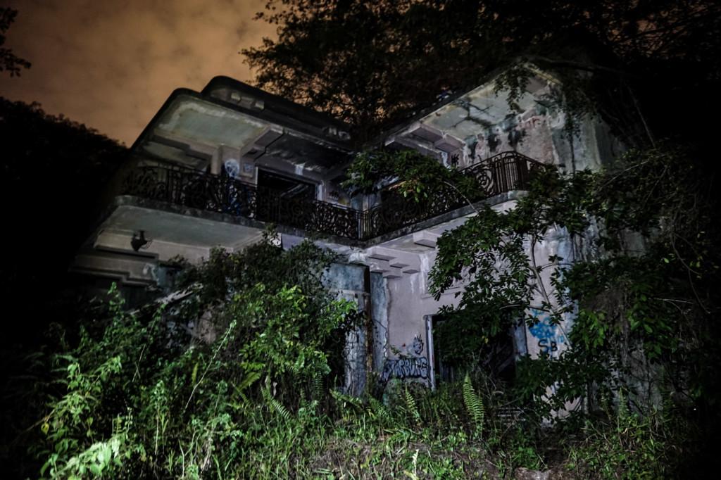 Haunted Istana Woodneuk Mansion, Singapore.