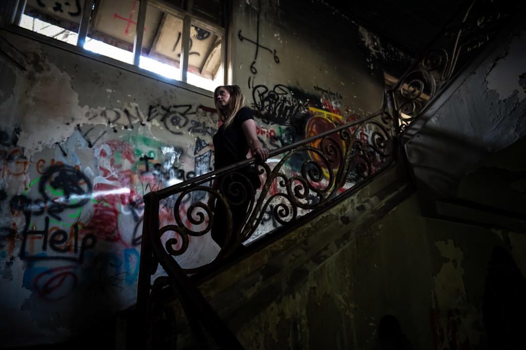 Istana Woodneuk Mansion haunted.
