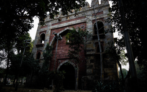 Khooni Darwaza: Haunted Gate of Blood in Delhi, India