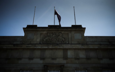 Tasmania's Haunted Parliament House