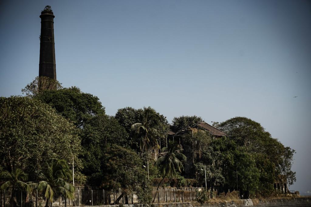 Mukesh Mills, haunted Mumbai, India.