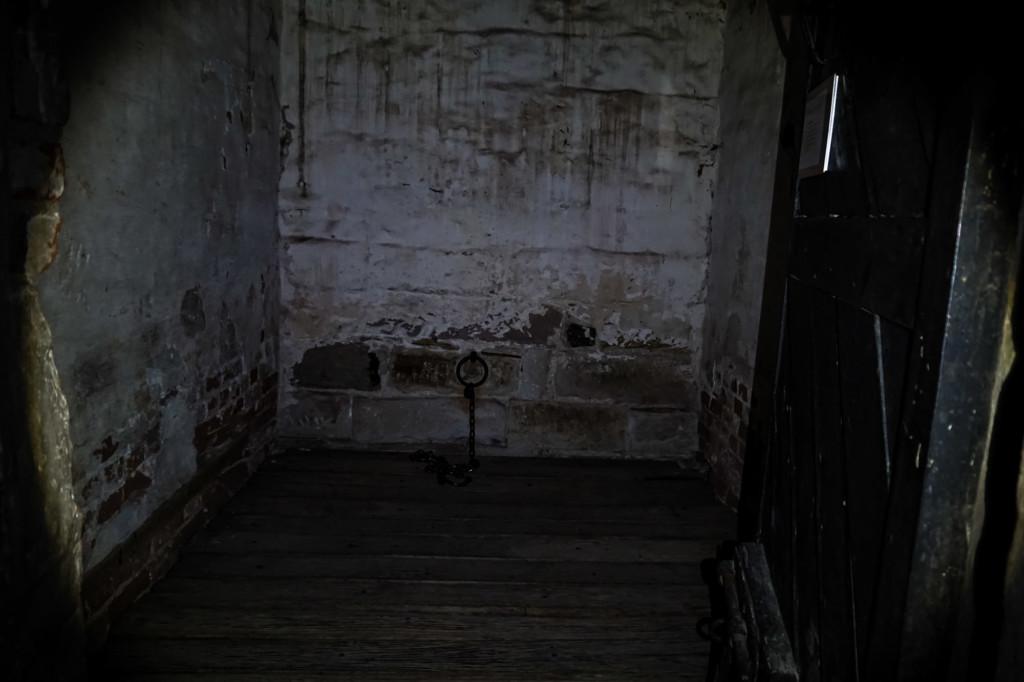 Haunted Tasmania Richmond Gaol.