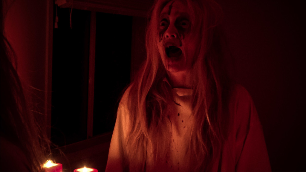Bloody Mary screaming