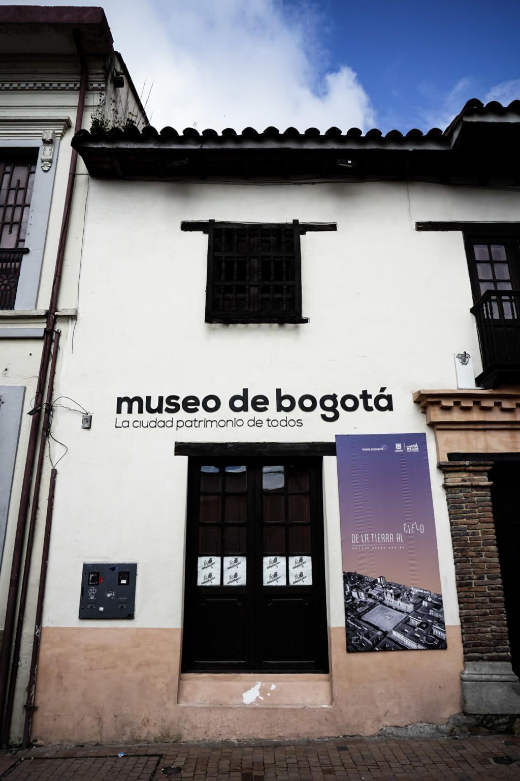 Haunted Jose Sámano Museum.
