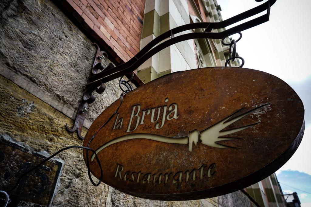 La Brujas Restaurant.