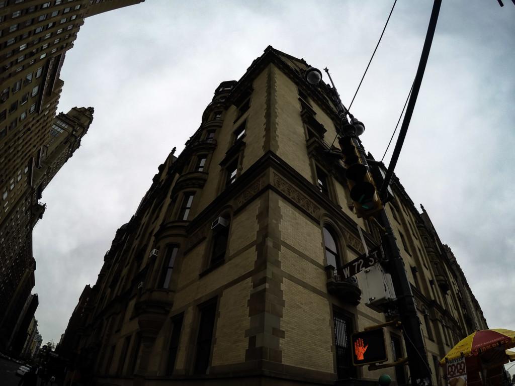 Dakota Apartments are haunted.