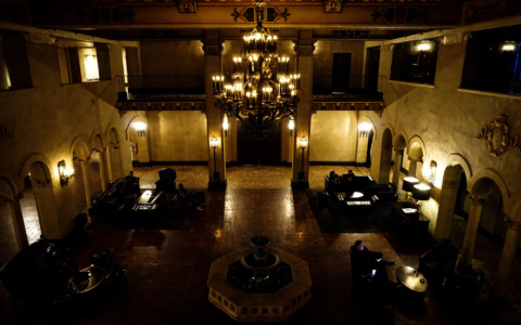 Marilyn Monroe's Ghost Haunts the Roosevelt Hotel