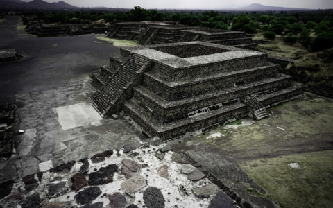 Teotihuacan Pyramids: Gateway to the Underworld