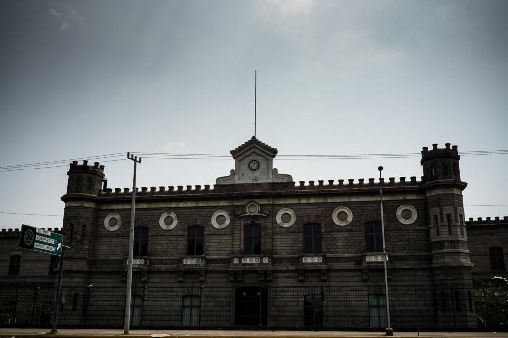 Black Palace Palacio De Lecumberri.