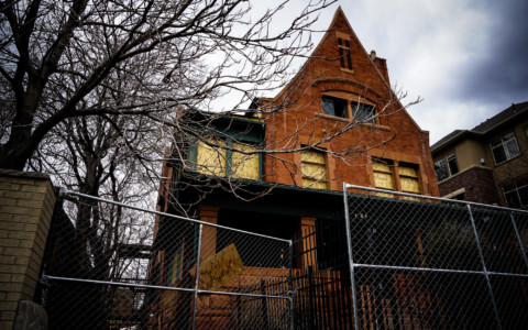 Peabody-Whitehead Mansion: Denver's Most Haunted House