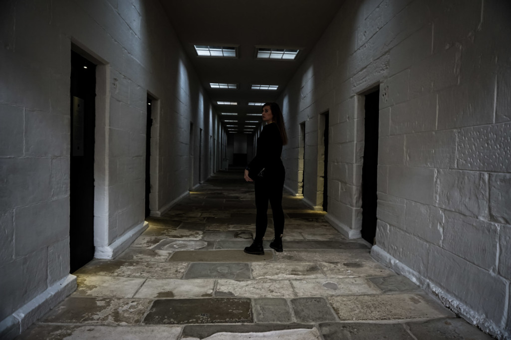 Haunted Separate Prison, Tasmania.