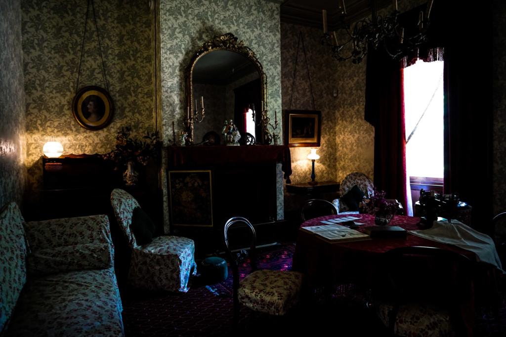Port Arthur haunted house.