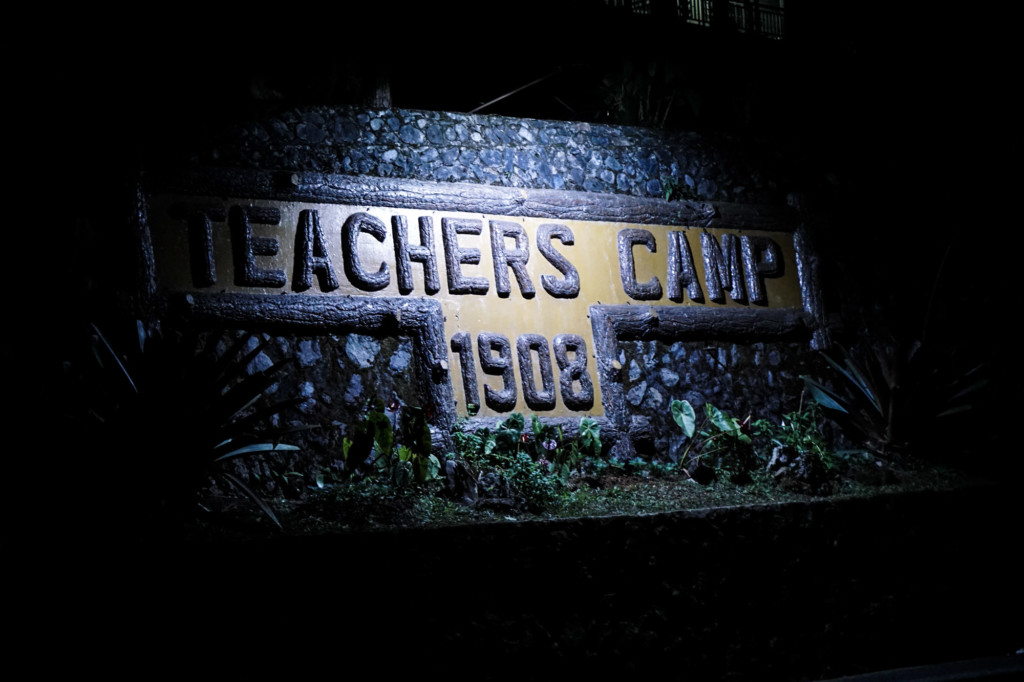 Haunted Teacher's Camp, Philippines.