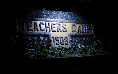 Haunted Teacher's Camp of Baguio in the Philippines