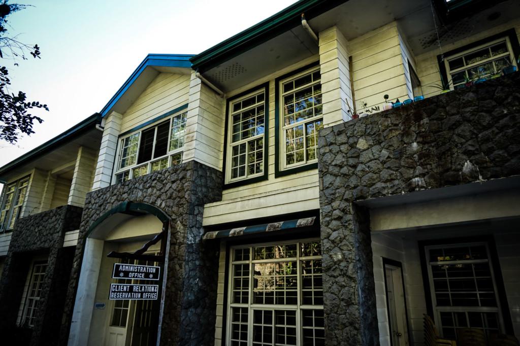 Haunted Teacher's Camp in Baguio, Philippines.