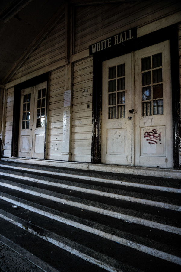 Haunted place in Baguio.